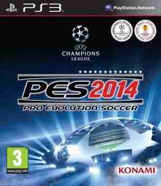 Descargar Pro Evolution Soccer 2014 [MULTI][Region Free][FW 4.3x][DUPLEX] por Torrent